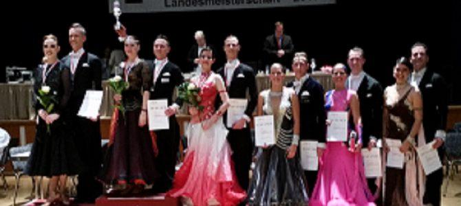 Schwarz-Silber Erfolge auf den Taunus – Tanztagen in Kelkheim-Fischbach in Standard und Latein
