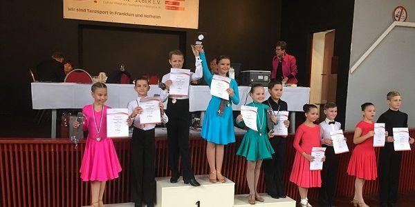 Ergebnisse Kinder- und Jugendturnier in Fechenheim