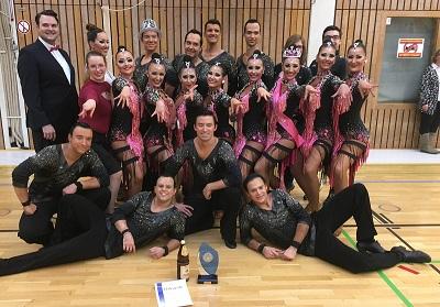 Dreifache Gratulation in Darmstadt – Sieg für A-Team