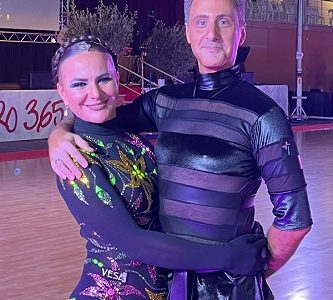 Flavio und Tatiana international erfolgreich