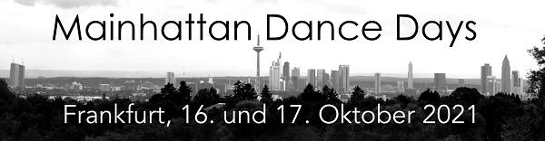 Mainhattan Dance Days – Tickets für GGG-Kontingent in der Voranmeldung buchbar